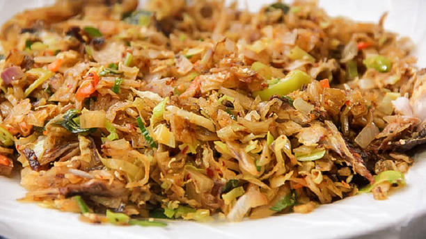 Seve Lanka 2 piatto tipico