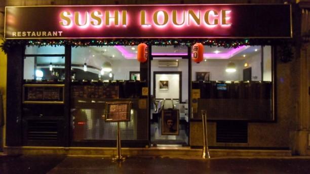 Sushi Lounge Devanture