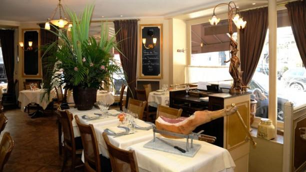 Philippe et Jean Pierre Salle du restaurant