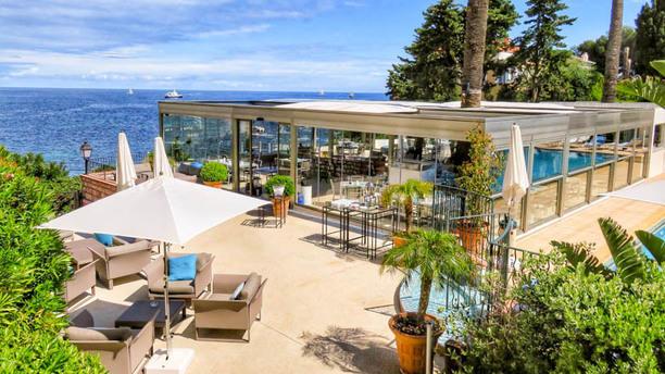 Jasmin Grill & Lounge Terrasse