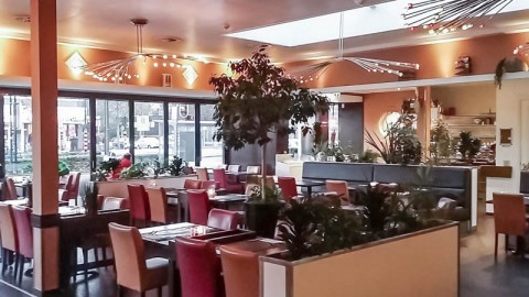 Restaurant Sahan, Amsterdam