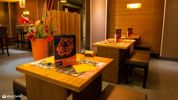 Tiger wok lille restaurant lille cuisine world food for Stage de cuisine lille