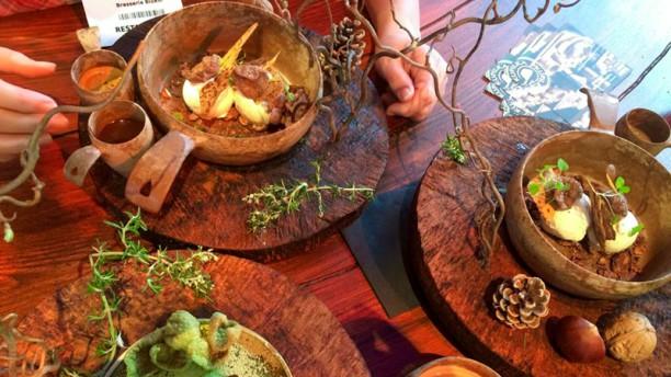 Brasserie BLOEM Suggestie van de chef