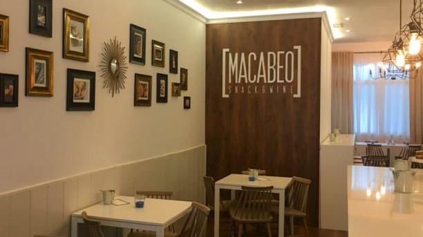 Macabeo Snack Wine Vista sala