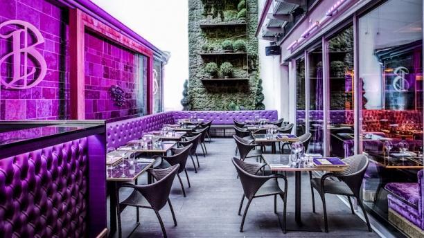 Le Baroque - Restaurant Terrasse