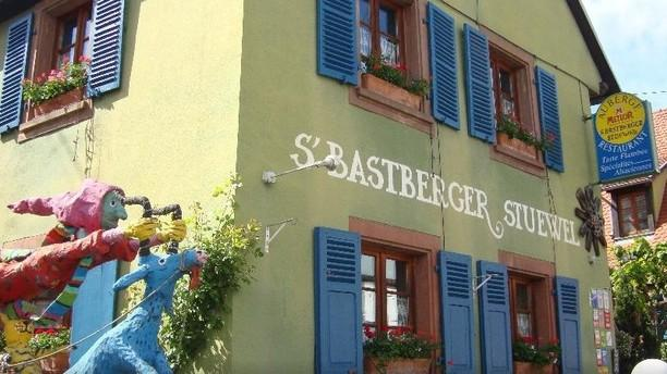 S'Bastberger-Stuewel Restaurant