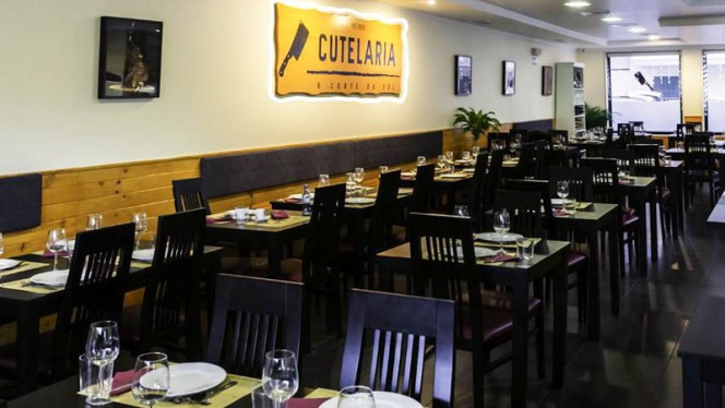 Cutelaria ristorante steakhouse a Amadora in Portogallo