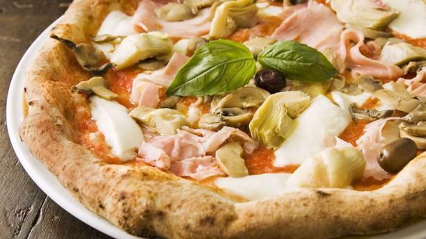 Rossopomodoro Milano Bicocca Suggerimento dello chef