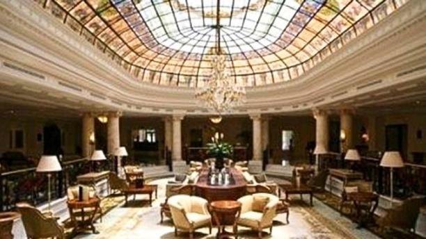 Toledana Quixote - Eurostars Palacio Buenavista Vista Lobby bar