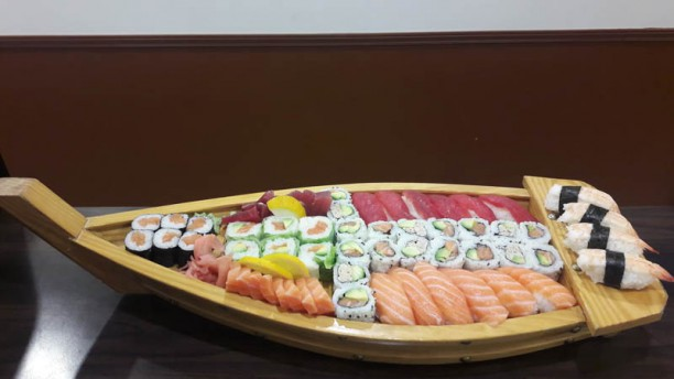Paradis Sushi Suggestion de plat