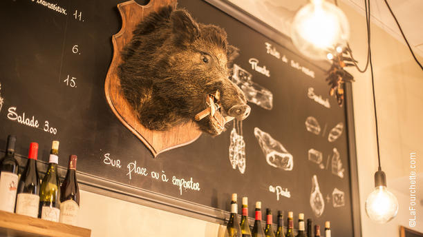 le pas sage - bar à vin in paris - restaurant reviews, menu and
