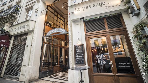 Le Pas Sage - Bar à Vin Le Pas Sage - Bar à vin