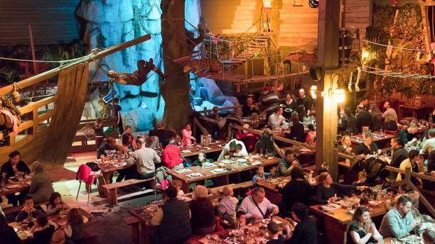 Restaurant le repère des pirates à villecresnes