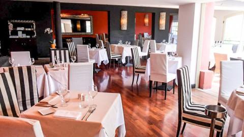 restaurant - Le Jarrier - Biot