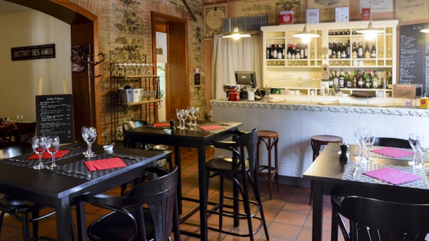 Le chai saint sauveur restaurant 30 rue bernard mul 31400 toulouse adresse horaire - Cuisine easy toulouse ...