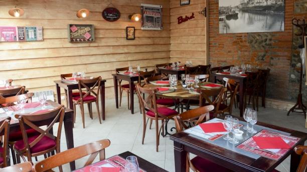 Restaurant Le Chai St Sauveur Toulouse