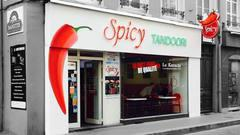 Spicy Tandoori, by Le Karachi