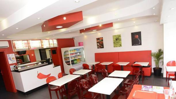 Spicy Tandoori, by Le Karachi salle