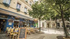 Le Royal Turenne  cafés, brasseries