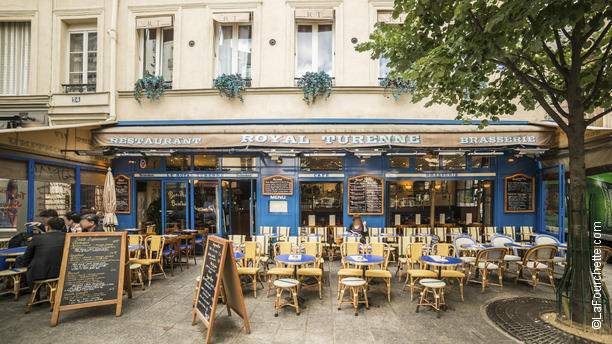 Restaurant royal turenne paris 75003 bastille le for Garage mini rue des acacias paris 17