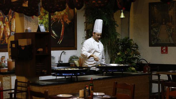 Paellas Pepe Chef