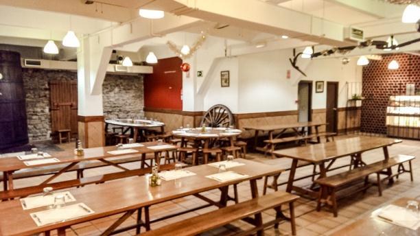 Restaurante san bartolom en san sebasti n donostia - Restaurante kaskazuri san sebastian ...