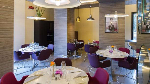 La Grande Bellezza by Mercure Colosseo Sala del ristorante