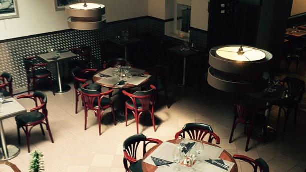 Via Mermoz Salle du restaurant
