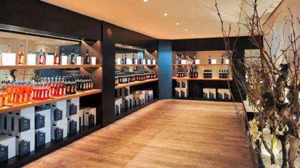 Oenothèque Bar Lounge Intérieur