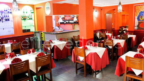 Restaurante indian spice en madrid puerta del sol opiniones men y precios - Restaurante de chicote en puerta del sol ...
