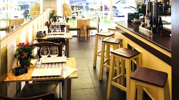 Restaurante bosco bistr en madrid museo del prado for Restaurante calle prado 15 madrid