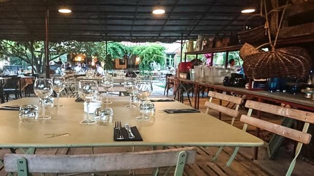 Chez Ernest Salle du restaurant