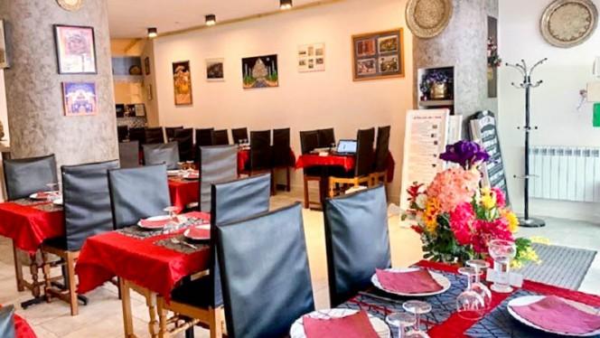 Le Palais de l'Inde - Restaurant - Nantes