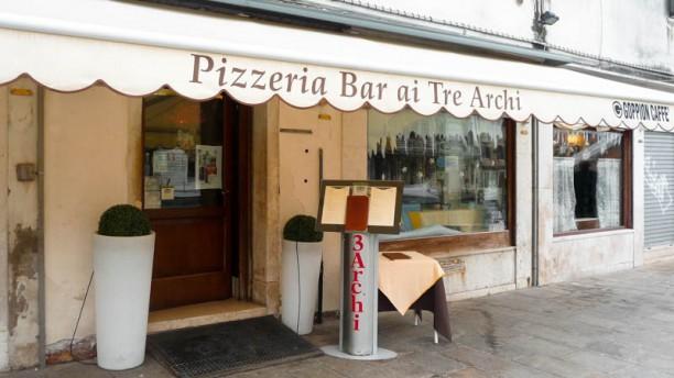 Ai tre archi a venezia menu prezzi immagini for Ristorante amo venezia prezzi