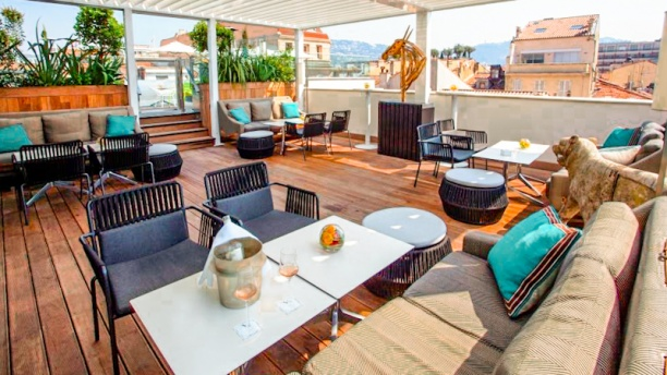 Brasserie Le SeaSens Bar terrasse