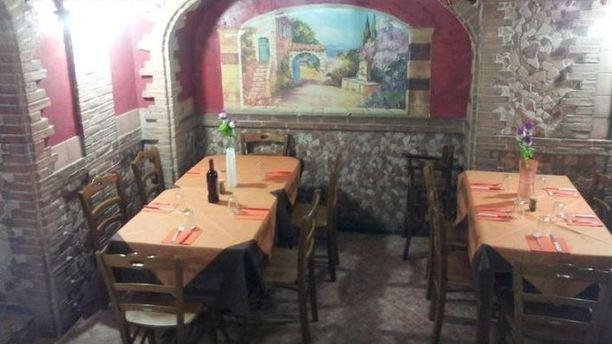 Taverna Del Mangione saletta quasi medievale
