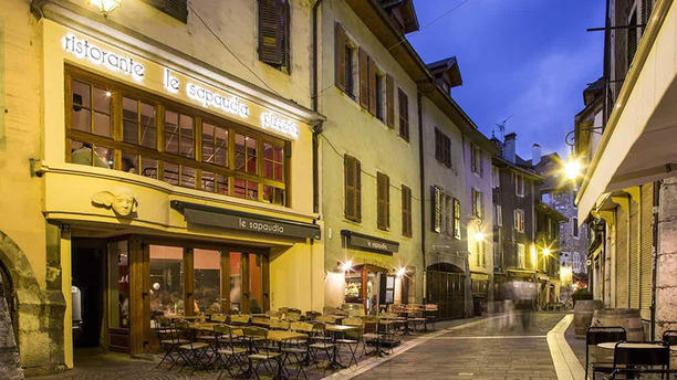 le sapaudia in annecy restaurant reviews menu and prices thefork. Black Bedroom Furniture Sets. Home Design Ideas