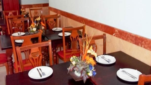 Rincón de La Buhaira Vista de la sala