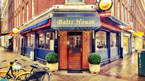 Balti House Ingang