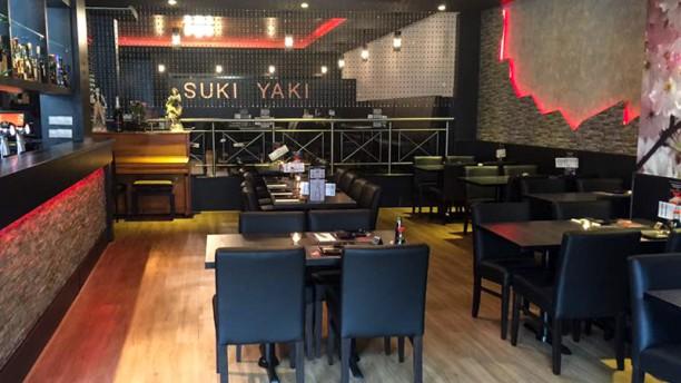 Sukiyaki Het restaurant