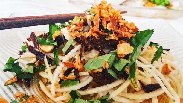 Restaurant Chinois Vegan Paris
