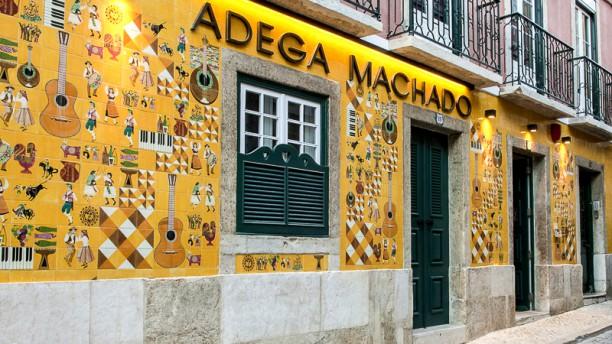 Adega Machado Fachada