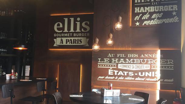 Ellis Gourmet Burger Parly 2 Ellis Gourmet Burger Parly 2