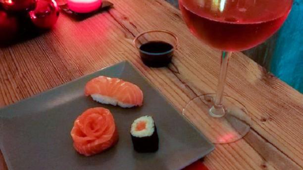 Itakesushi sushi