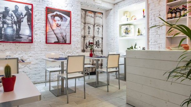 Sans Soushì In Turin Restaurant Reviews Menu And Prices