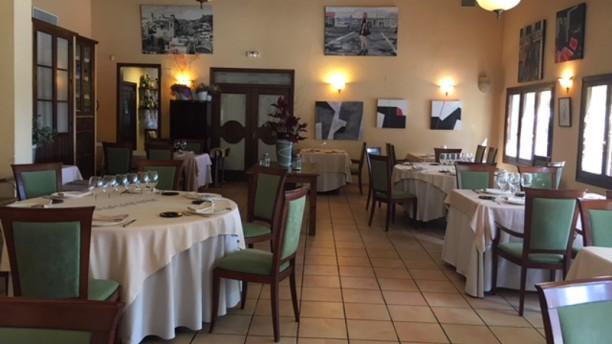 Xiri Sala del restaurante
