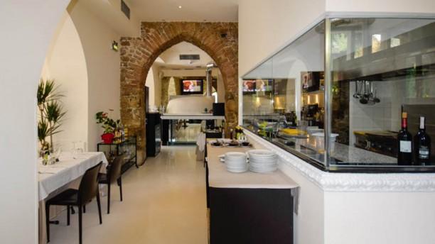 Déjà Vu Restaurant Vista sala