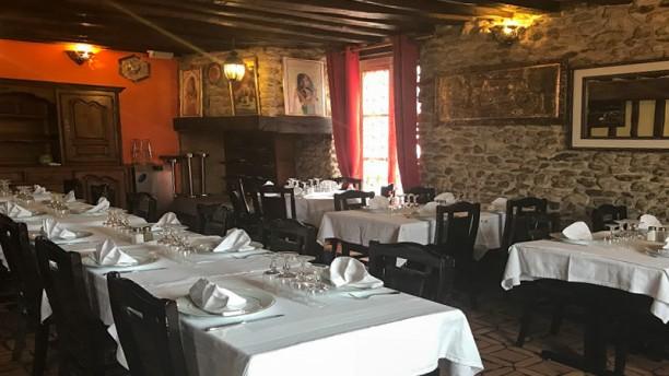 Kashmir Salle du restaurant