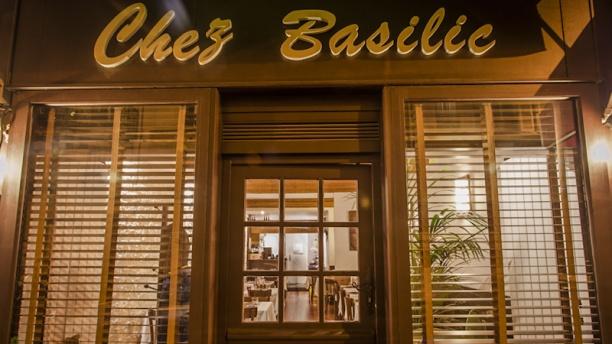 Chez Basilic Entrée