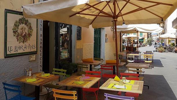 Le bar à vins Terrazza